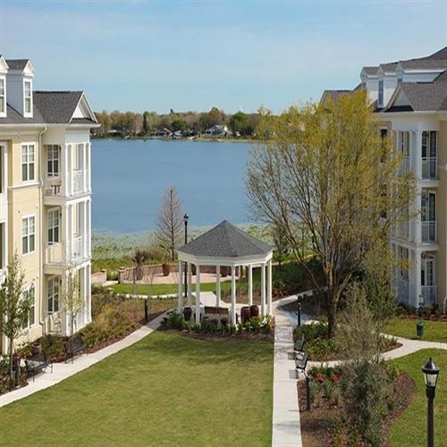 Baldwin Park Orlando: Post Lake At Baldwin Park