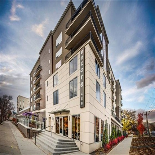 Salt Lake City Flats: Encore Apartments